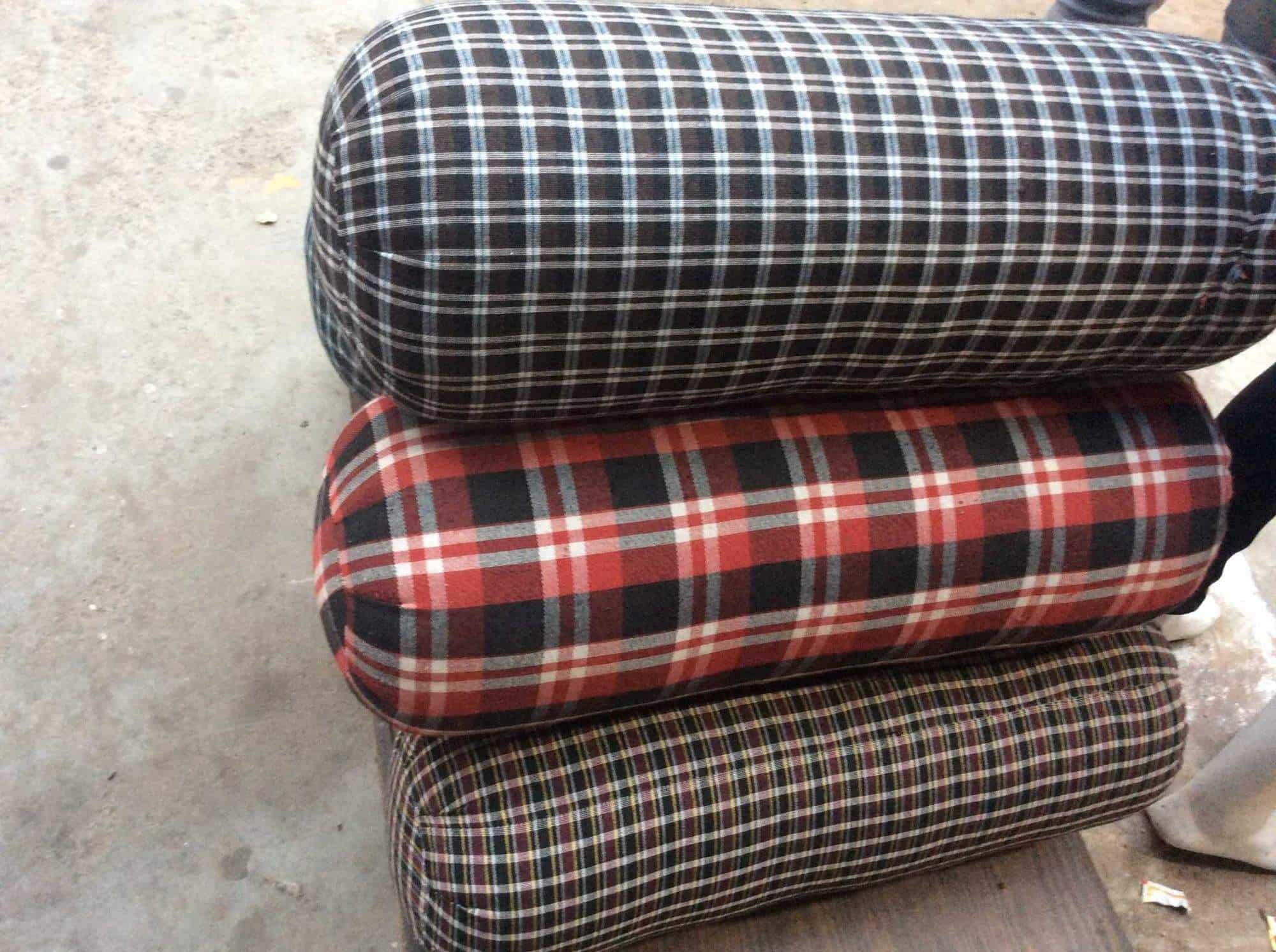 Round Pillow  Khilchi Cotton Mattress Photos, Rohini Sector 7,