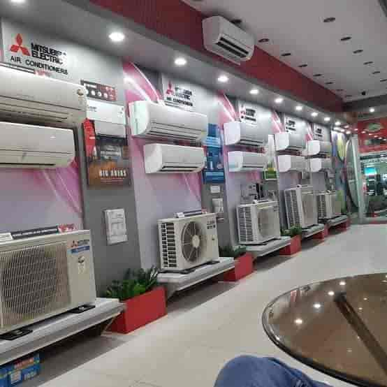 Inside View Mitsubishi Electric Cooling Planet Photos Lajpat Nagar 2 Delhi Ac