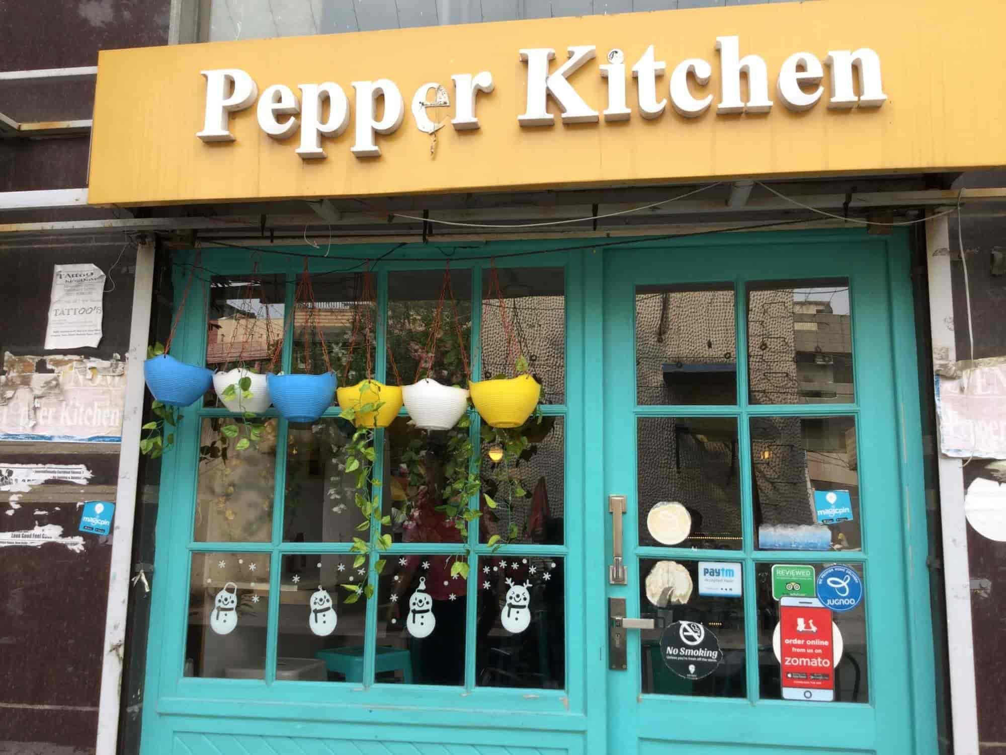 Pepper Kitchen, Malviya Nagar, Delhi - American, Italian Cuisine ...