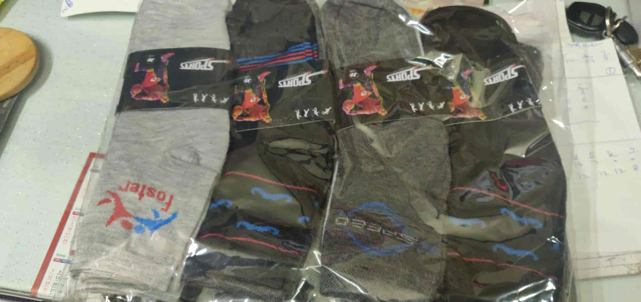 K B Hosiery, Shastri Nagar N - Socks Manufacturers in Delhi