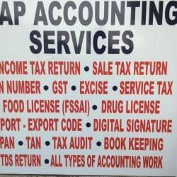 SAP Accounting Services, Paschim Vihar - GST Registration