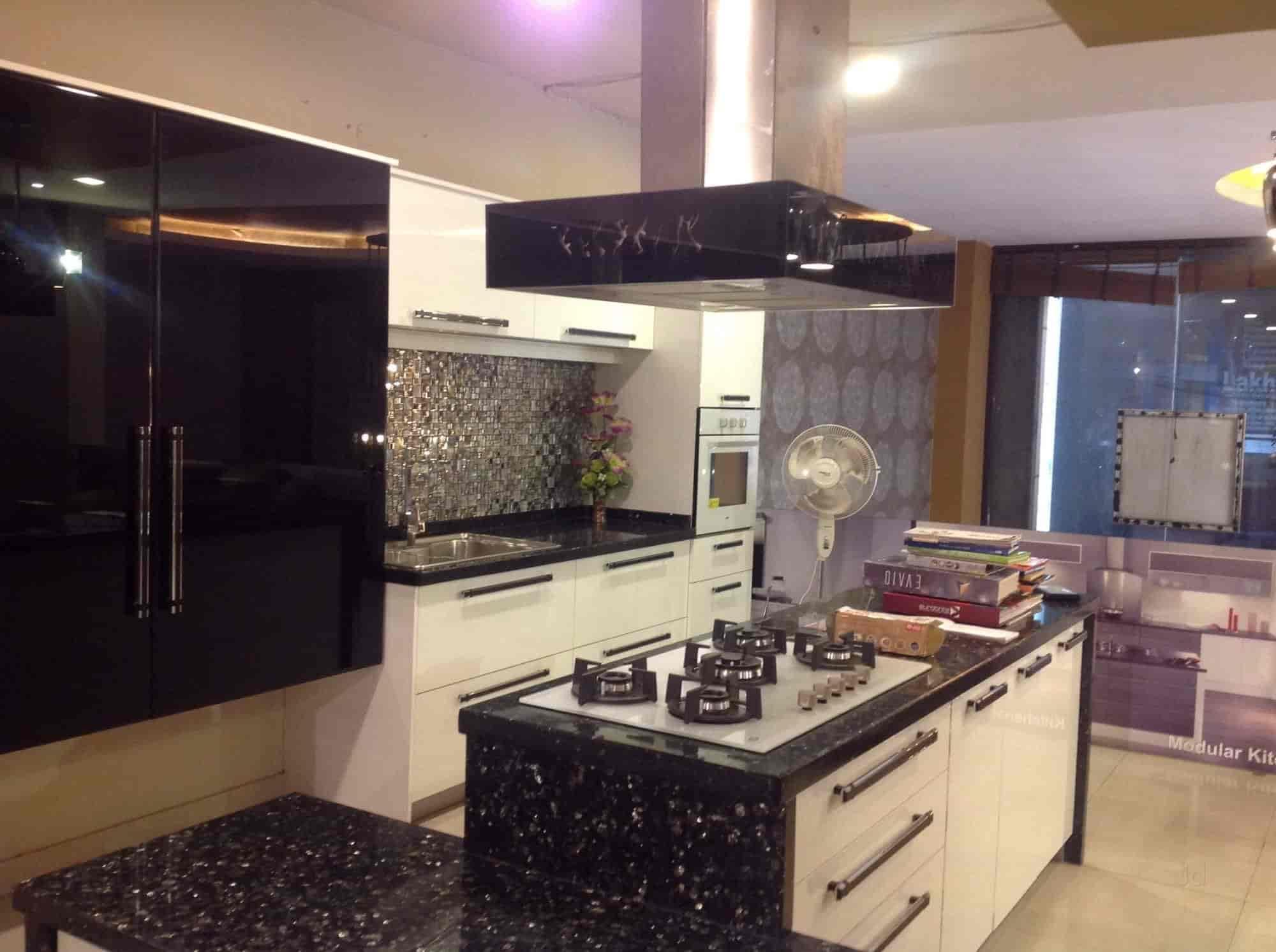 Magnet Kitchens And Wardrobes, Mansarover Garden   Modular Kitchen  Manufacturers In Delhi   Justdial