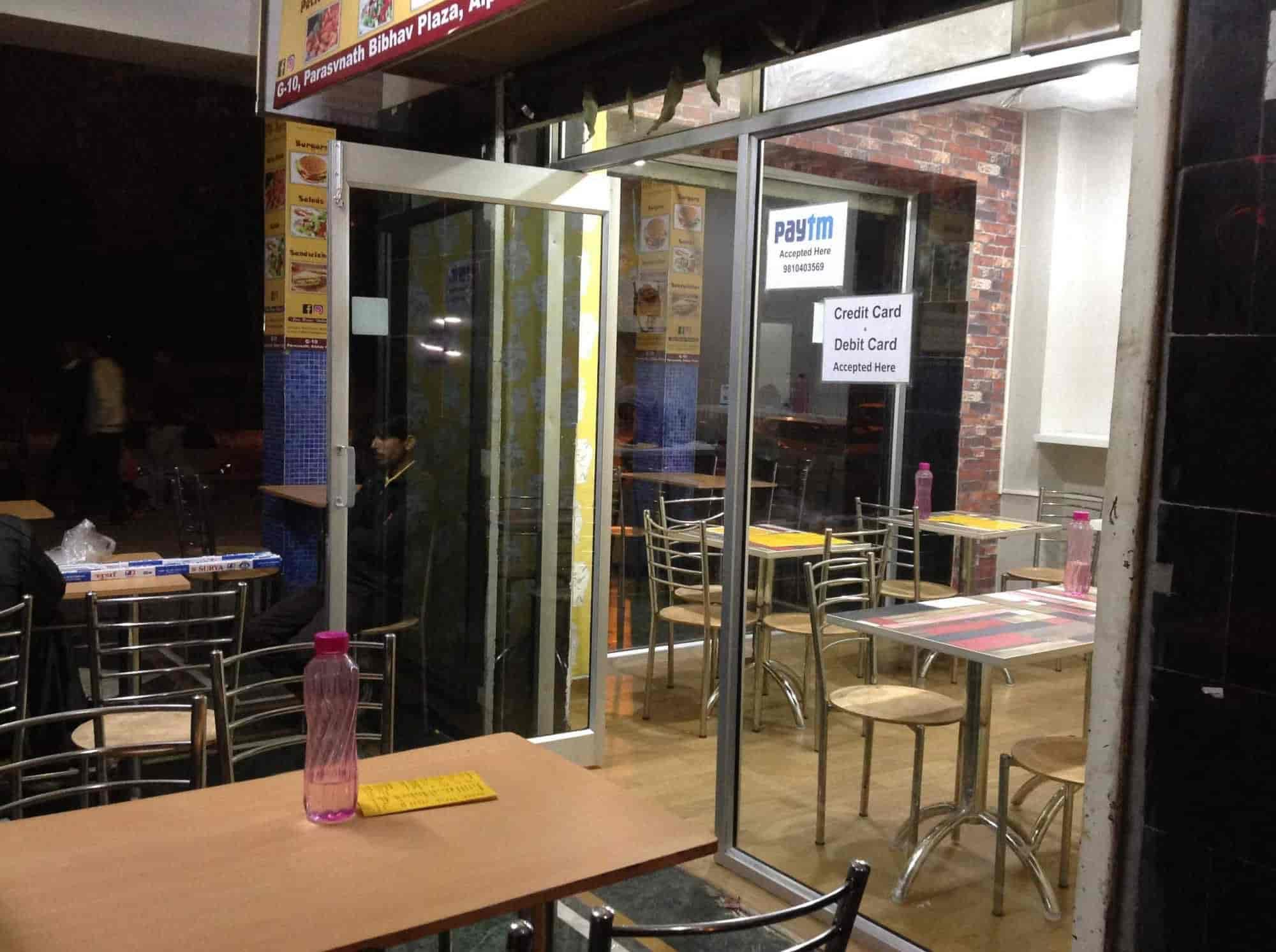 Tod Bistro, Alpha 1 Greater, Delhi  Fast Food Cuisine Restaurant