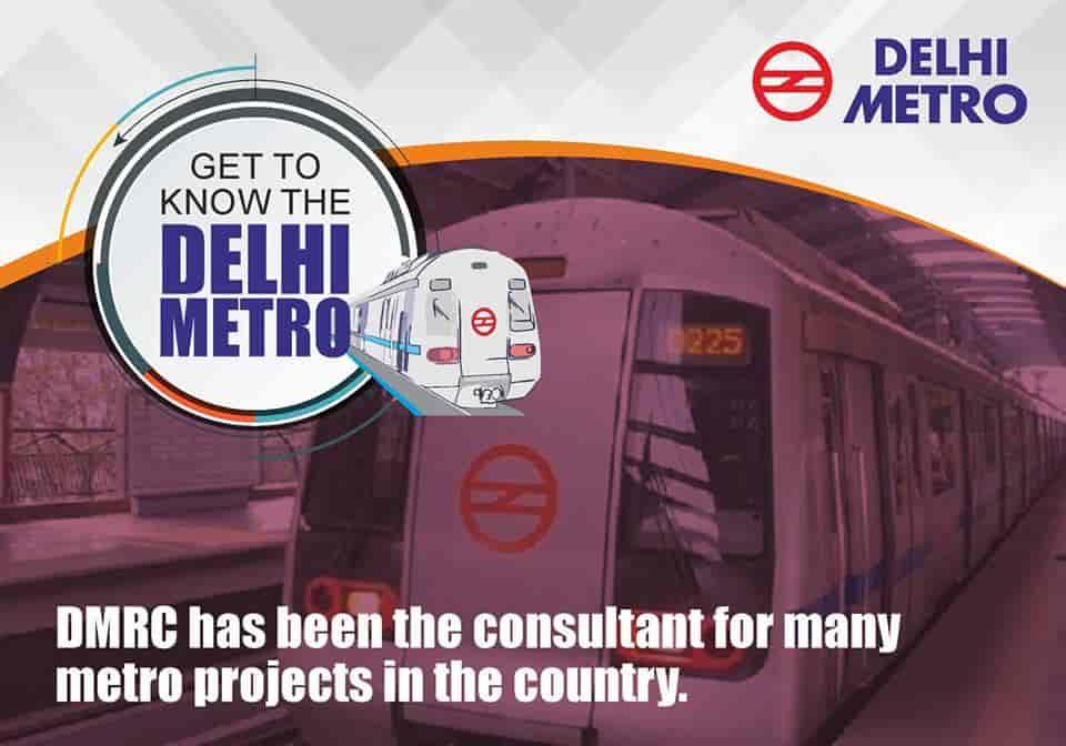 Delhi Metro Rail Corporation Ltd Photos, Saket, Delhi