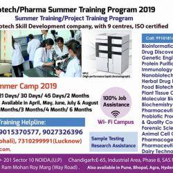 Rapture Biotech, Near Noida Stadium - Institutes For B