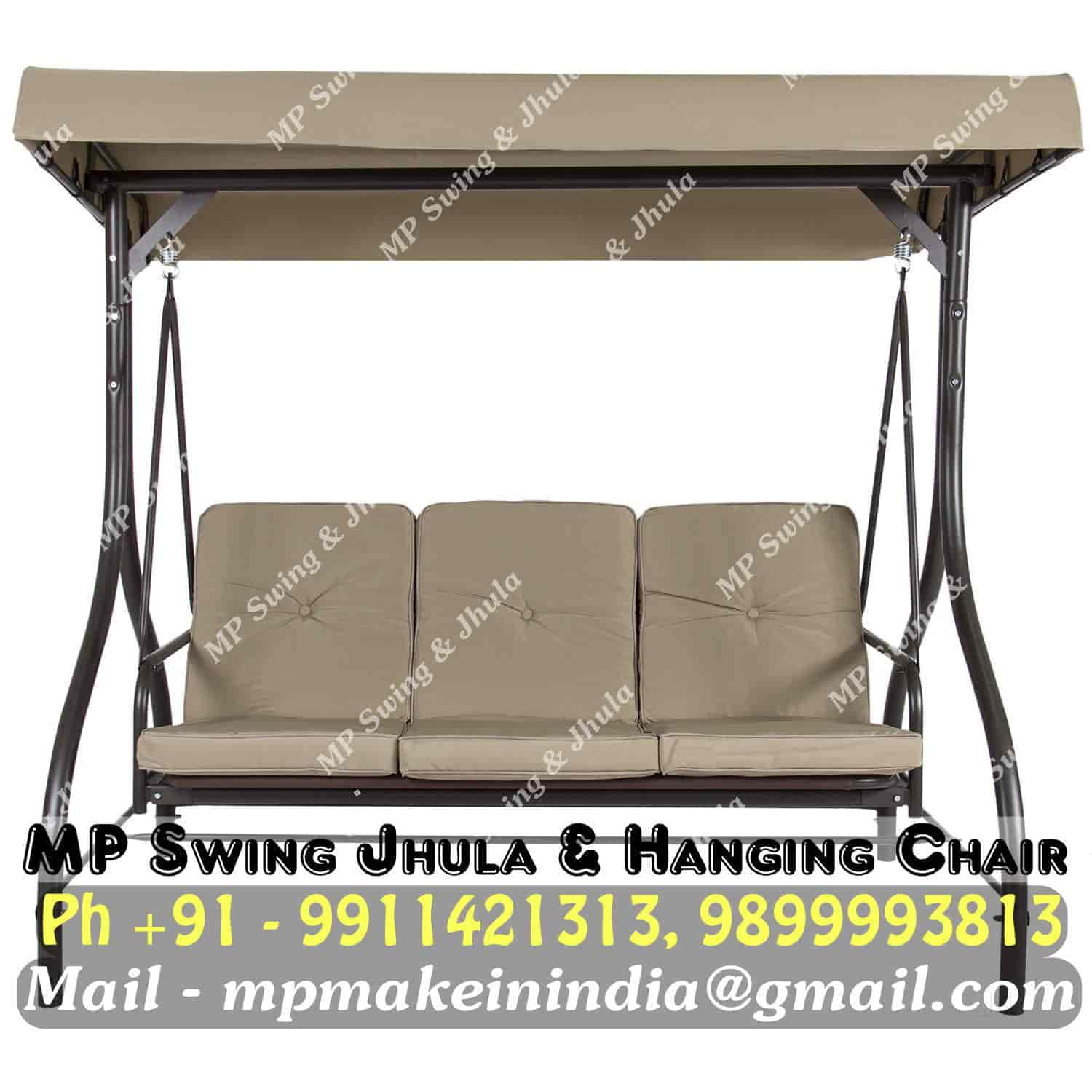 Mp Outdoor Swing Garden Jhula Hanging Chairs Industry Patel Nagar