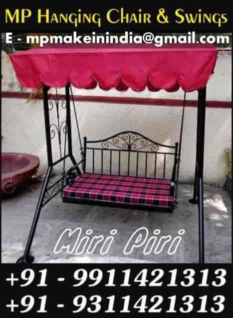 ... MP Outdoor Swing Garden Jhula U0026 Hanging Chairs Industry Photos, Patel  Nagar, ...
