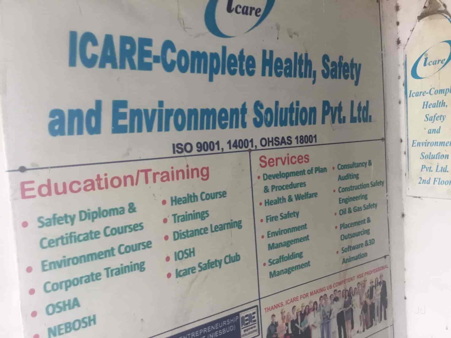 Icare Safety Solution Pvt Ltd New Friends Colony