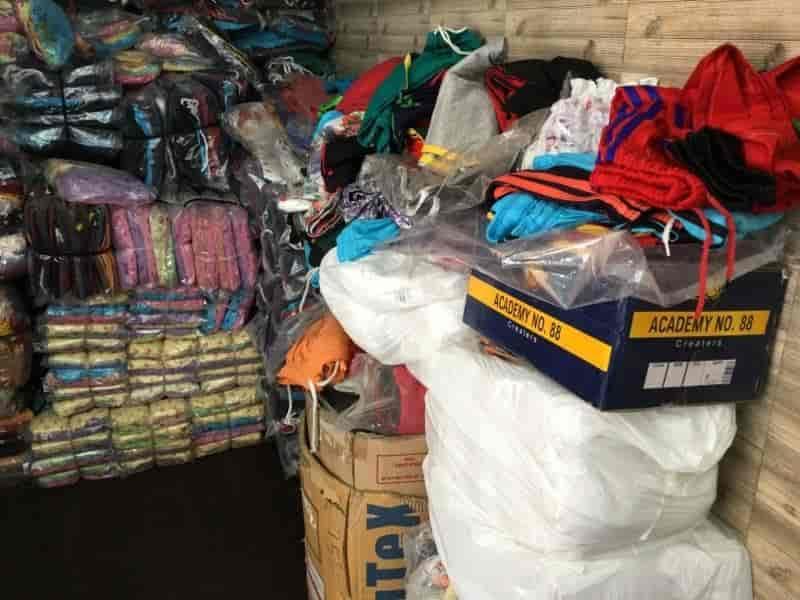 hosiery fabric supplier in shastri nagar garment waste supplier