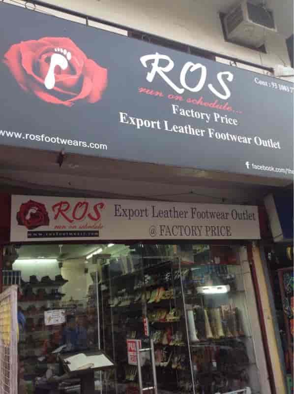 Ros Footwear Run On Schudule (Closed Down) in Dwarka Sector