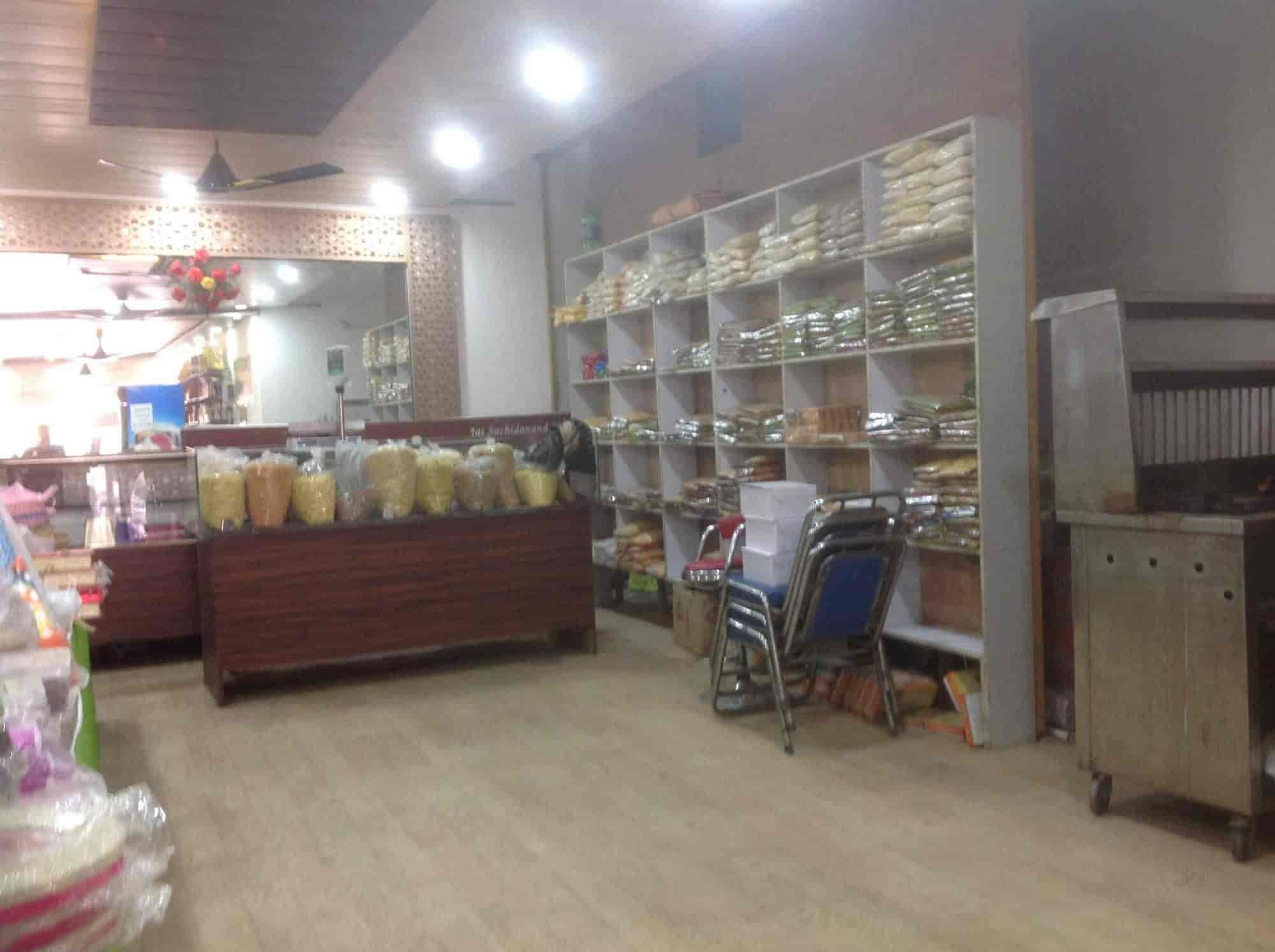 Inside View OF Bakery Shop