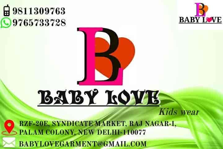 Baby Love Garment, Palam Colony - Children Readymade Garment