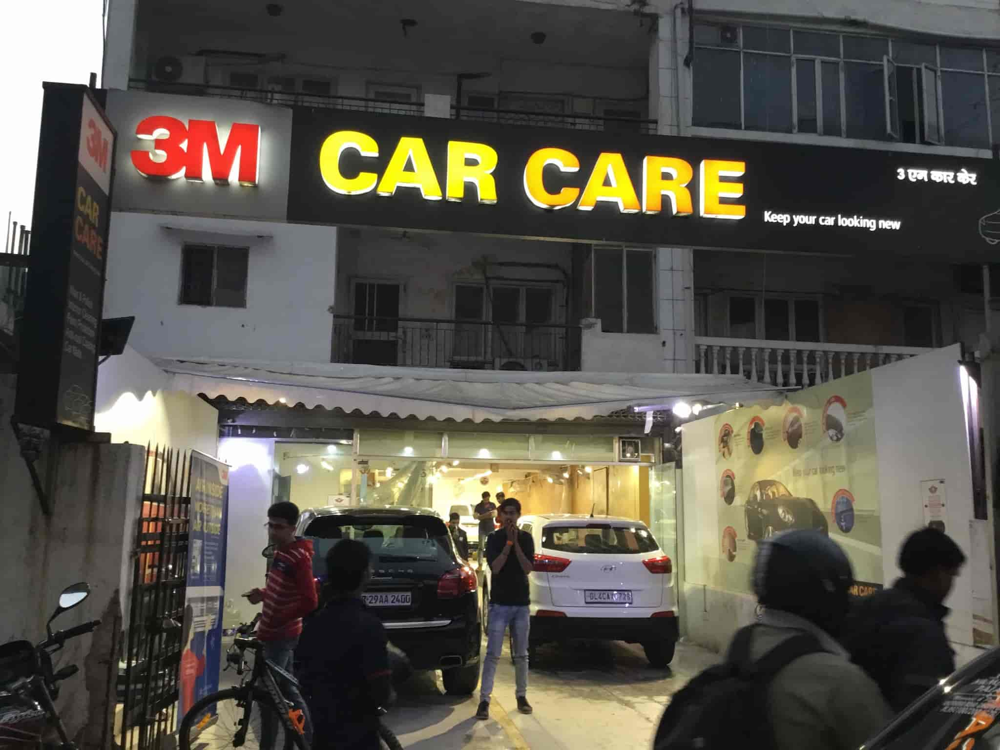 3m Car Care India Photos Kailash Colony Delhi Pictures Images