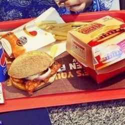 Burger King, Dwarka Sector 10, Delhi - Fast Food, Fast Food