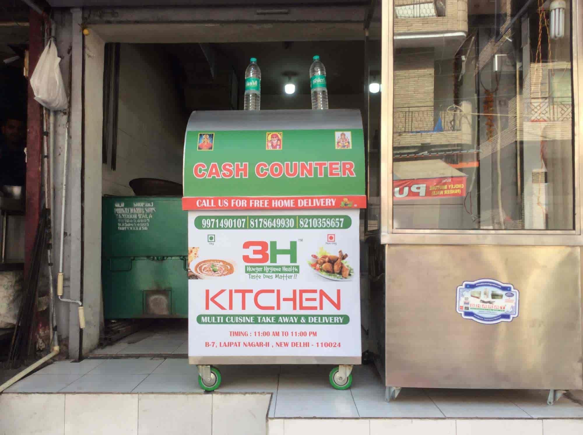 3h Kitchen Lajpat Nagar 2 Delhi