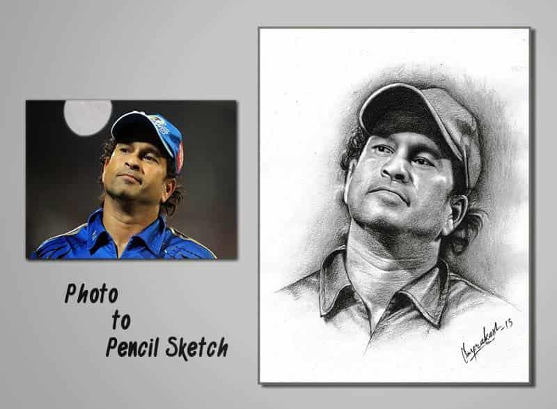 Pencil sketch artist omprakash photos new delhi delhi sketch artists