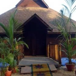 Wooden Villas India Lado Sarai Mehrauli Prefabricated Wooden