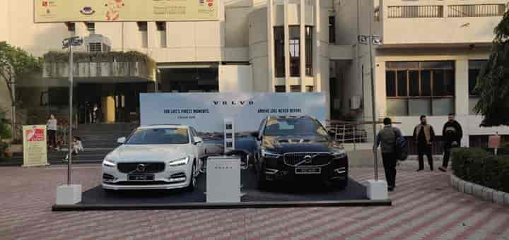 Scandia Volvo Cars, Mohan Co Operative Industrial Area - Car Dealers