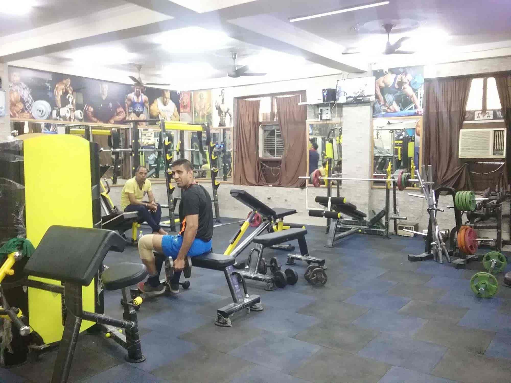 Nfi fitness and spa krishna nagar gyms in delhi justdial