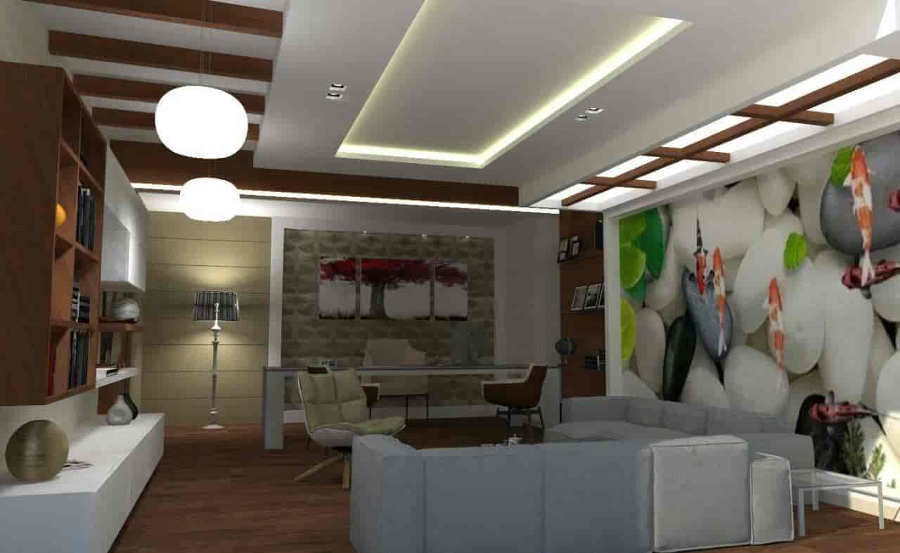 Office interior at gaziyabad space dream surya groups photos uttam nagar