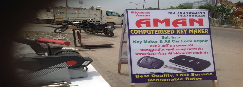 car key maker in noida