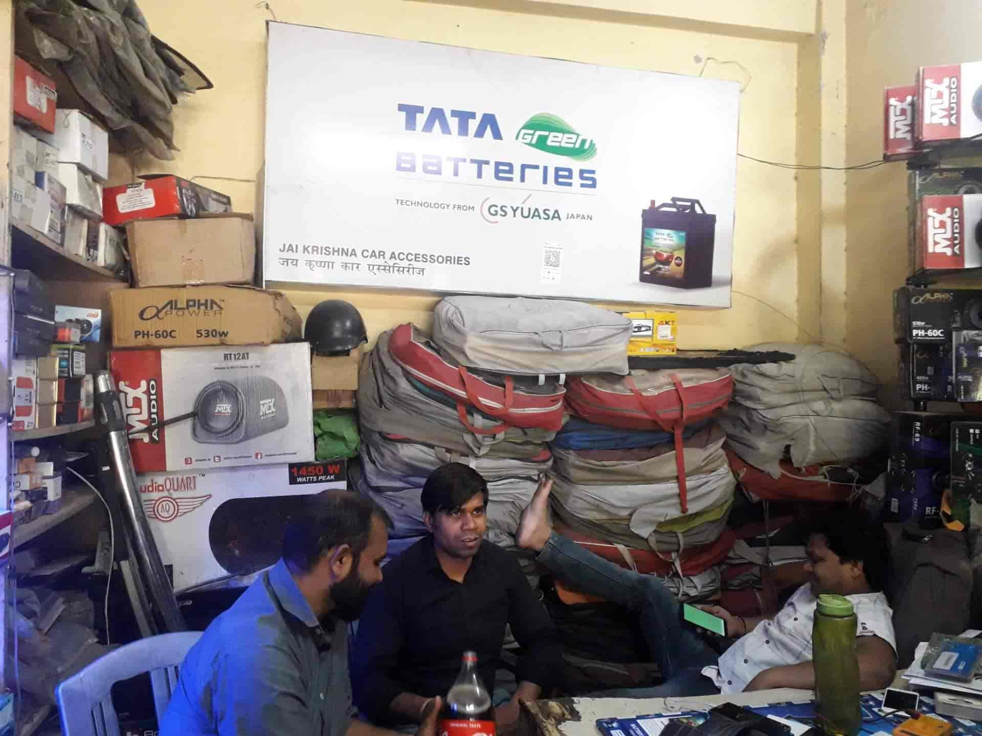 Jai Krishna Sports, Pandav Nagar - Car Accessory Dealers in