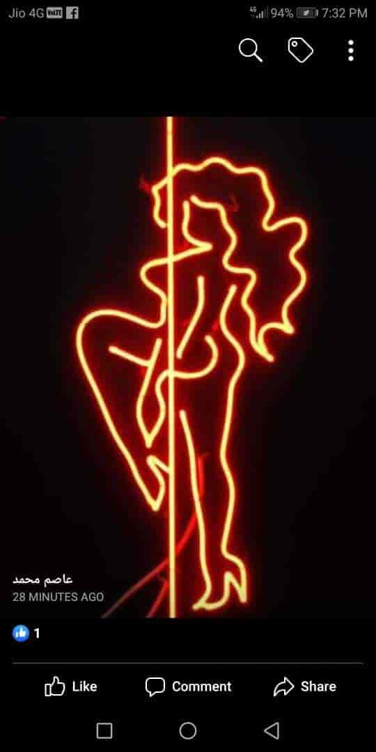 Pakeeza Neon-signs, Shastri Park - Sign Board Manufacturers