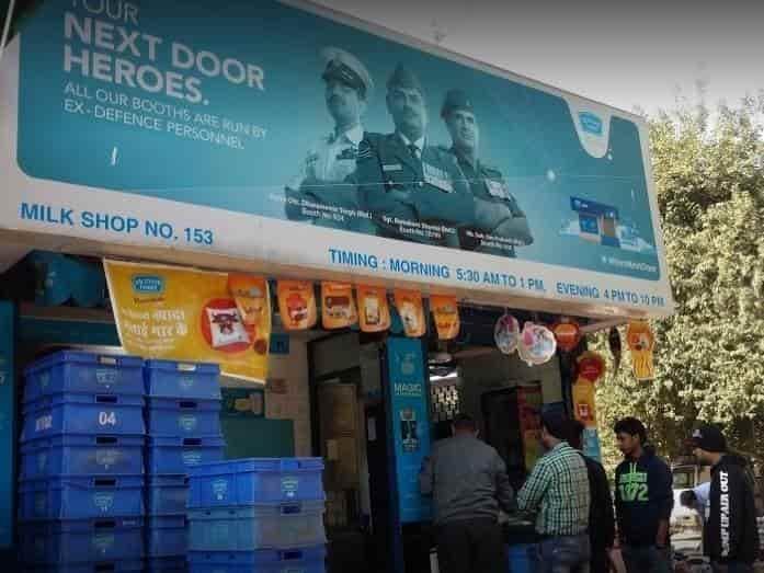 Mother Dairy Booth No-153 Photos, Dwarka Sector 6, Delhi- Pictures