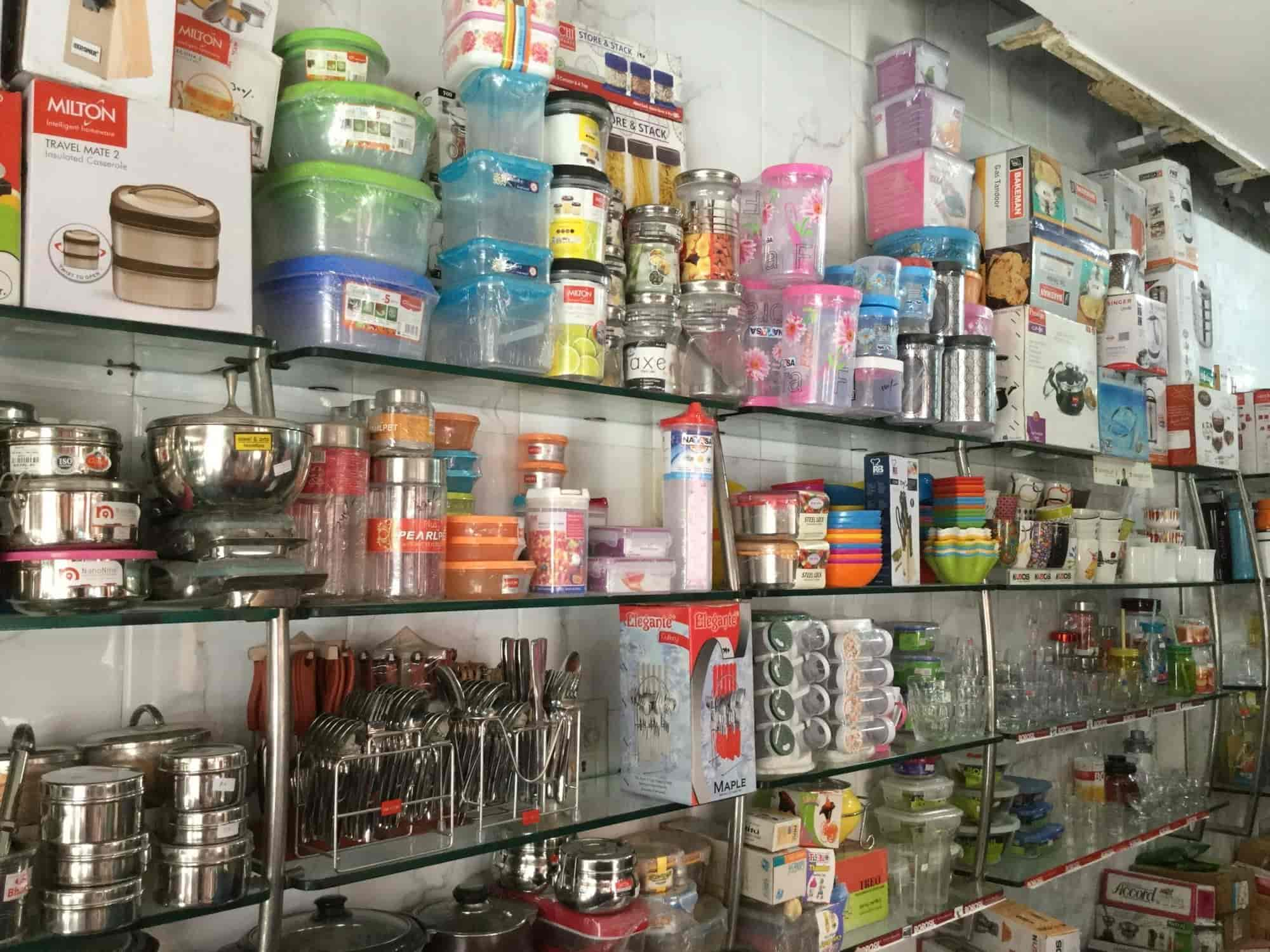 Sri Balaji Kitchen Ware Shop, Pandav Nagar - Utensil Dealers ...