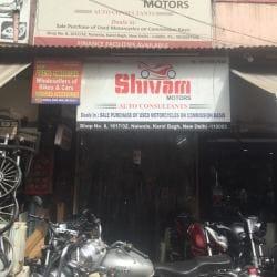 Shivam Motors Karol Bagh Bike On Rent In Delhi Justdial