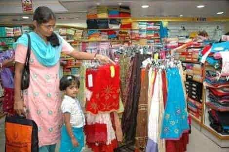 5f2deb5e5737fb ... Inside View of Readymade Garment Showroom - Brand Factory (Vikas Surya  Mall) Images