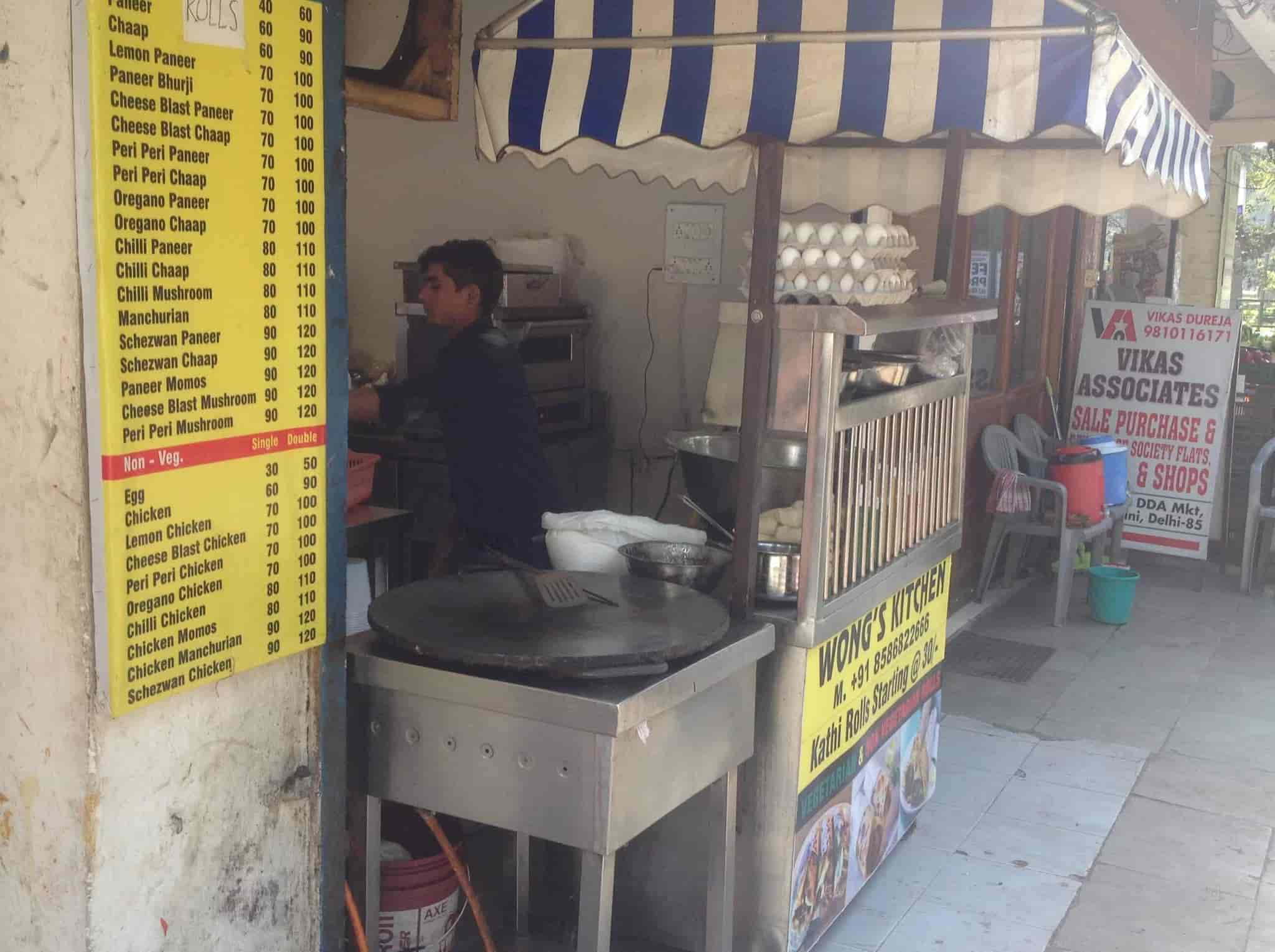 Wongs Kitchen Photos, Rohini Sector 9, Delhi-NCR- Pictures & Images ...
