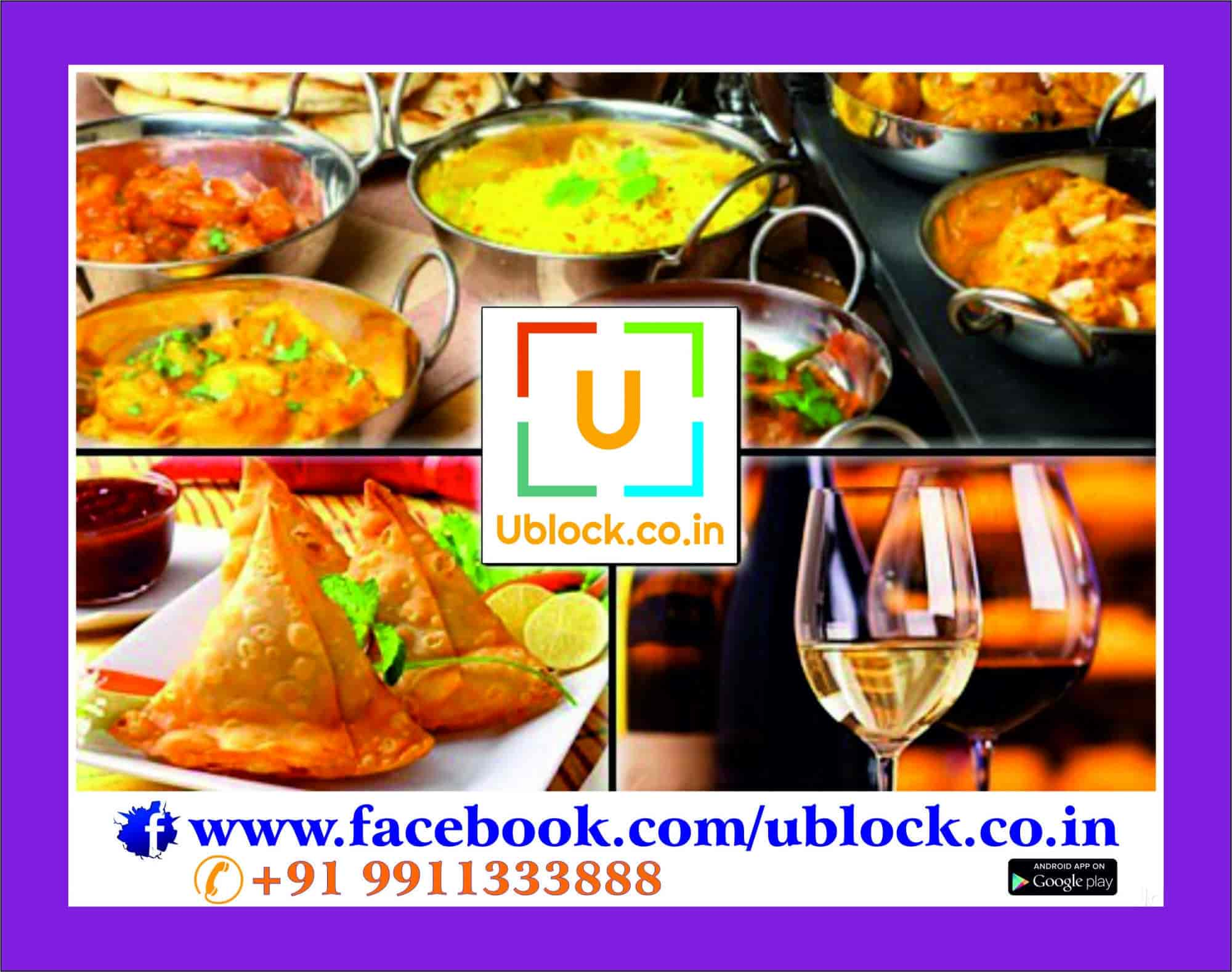 Ublock co in, Dlf City Phase 3, Delhi - Chinese, Breakfast, North