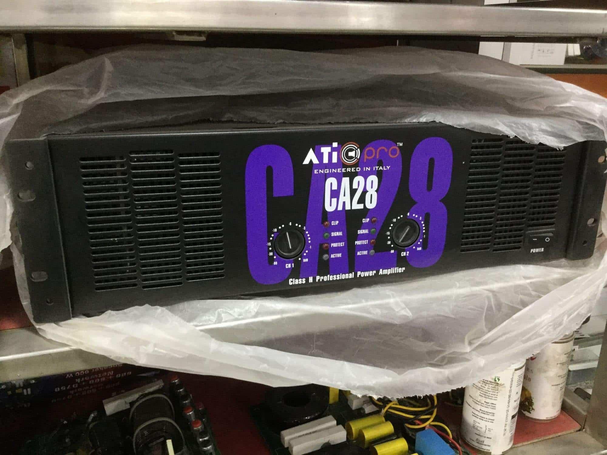 ATI PRO, Chandni Chowk - Imported Amplifier Dealers in Delhi