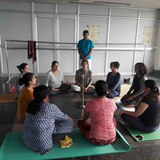 Vedic Ashtanga Yog South Extension 2 Yoga Classes In Delhi Justdial