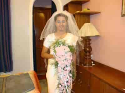 Grace Christian Bridal Makeup Photos Shahpur Jat Delhi Pictures