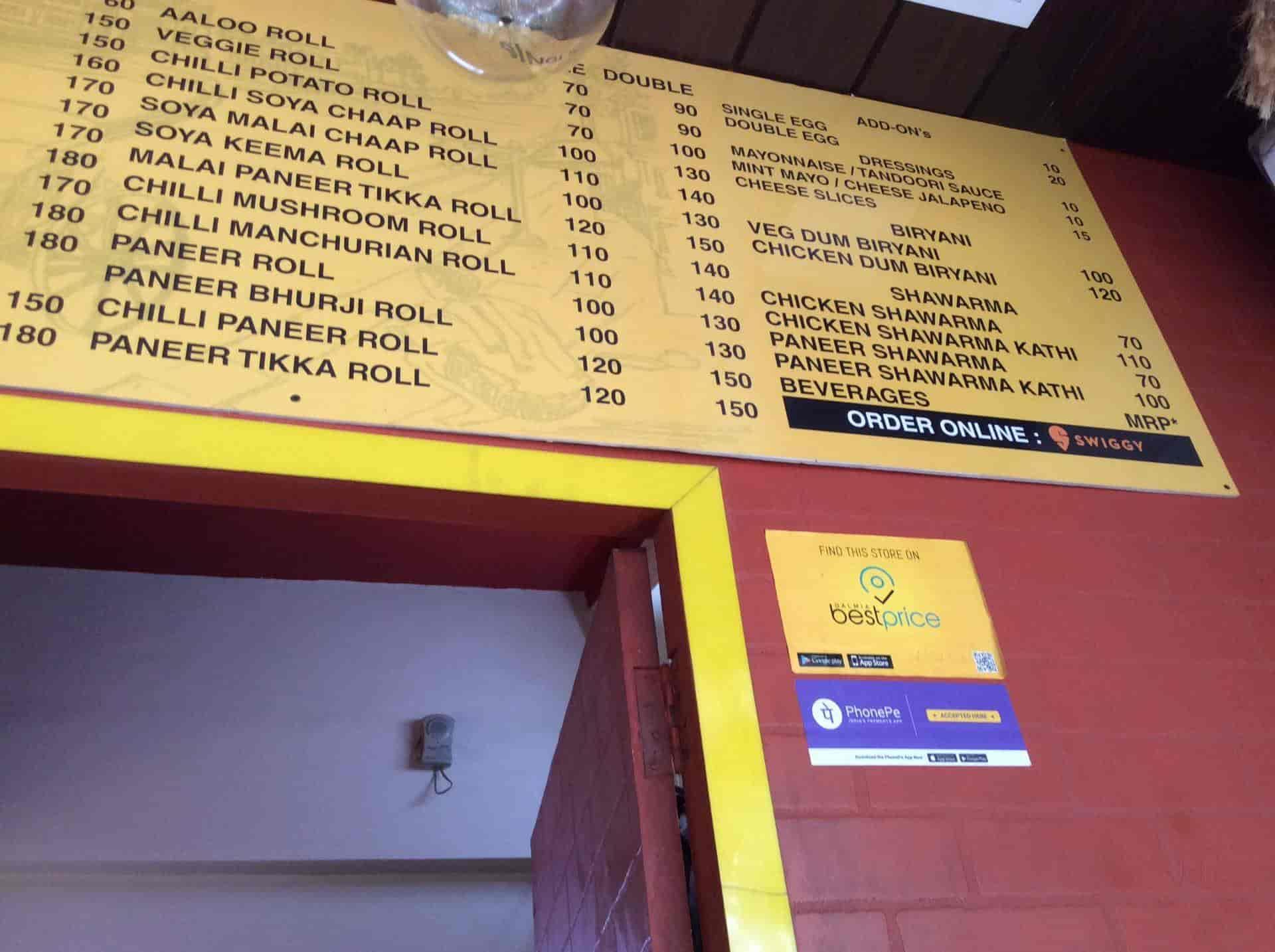 34 Chowringhee Lane, Model Town 2, Delhi - Street Food, 0