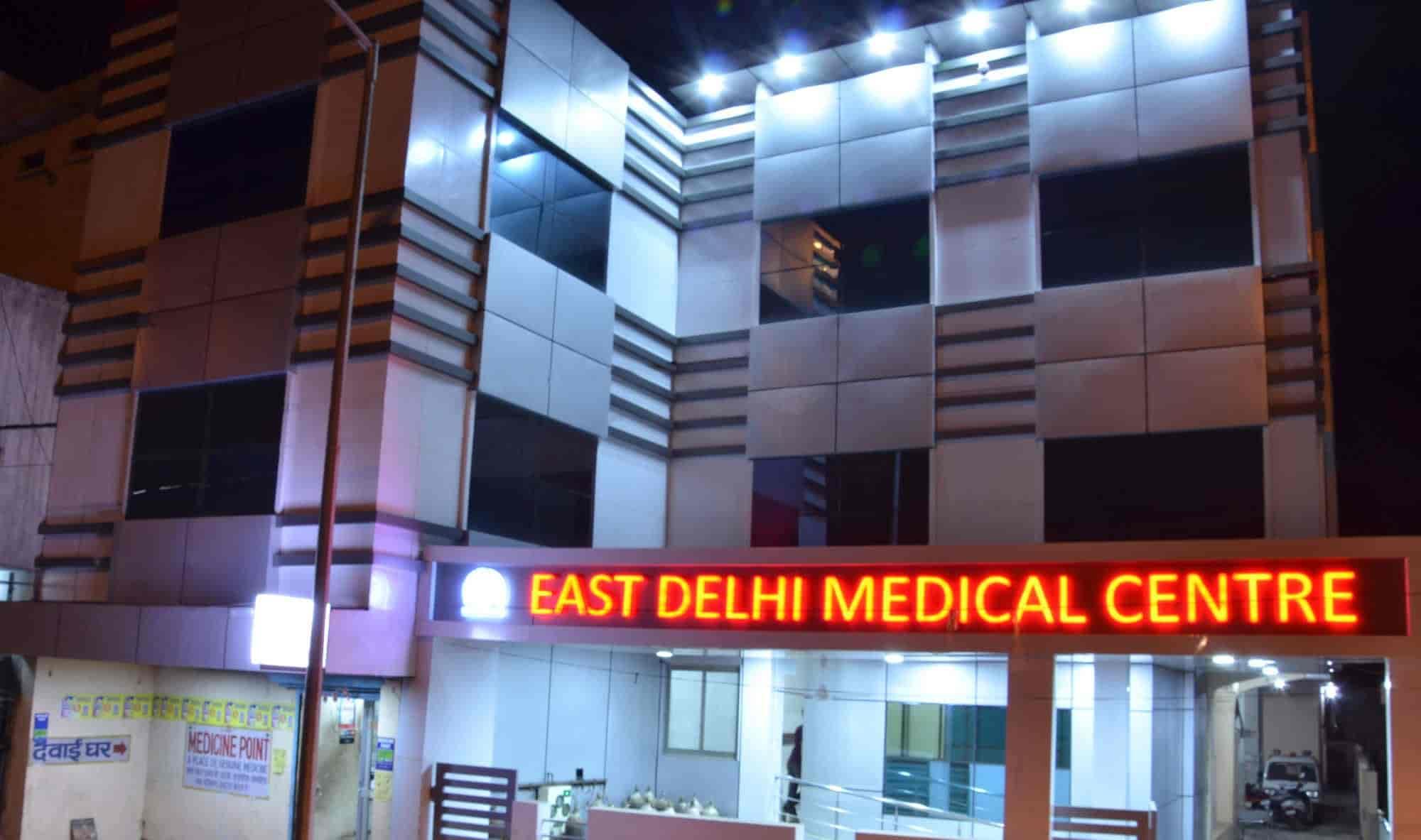 East Delhi Medical Centre - Paediatricians - Book