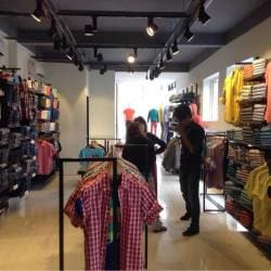 ... Inside View of Readymade Garment Shop - Vans - photos ccc3bd6c3