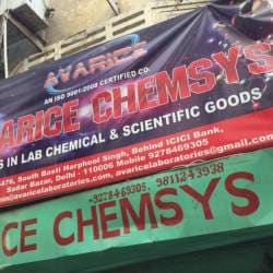 Avarice Chemsys, Sadar Bazar - Lab Chemical Wholesalers in Delhi