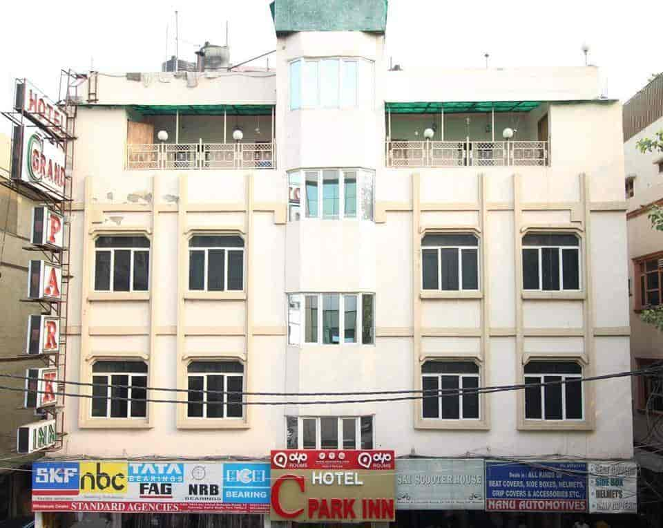 Exterior View Hotel C Park Inn Photos Karol Bagh Delhi Hotels