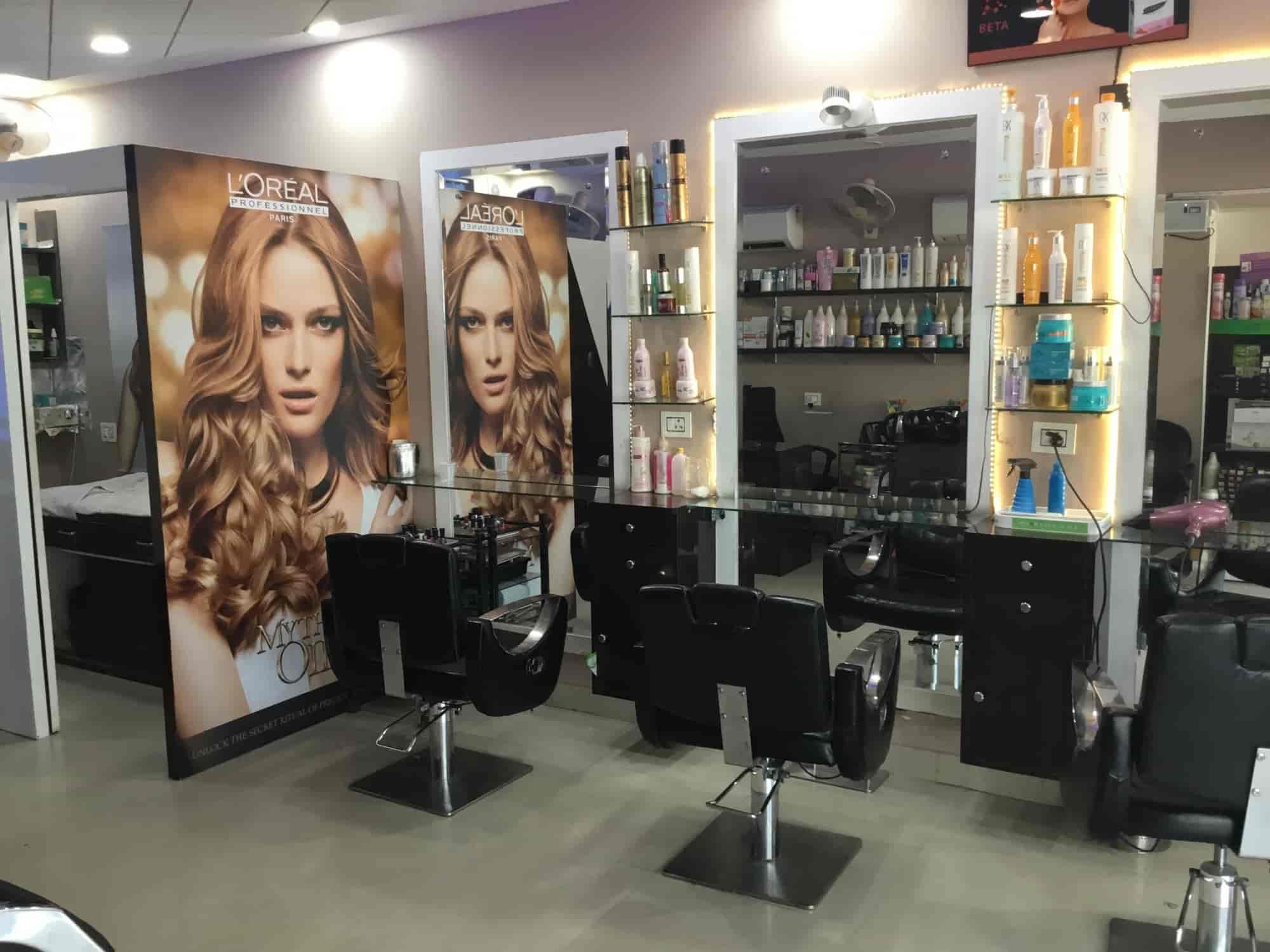 lucky's unisex salon., east of kailash - beauty spas in delhi - justdial