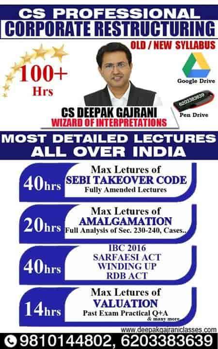 Deepak Gajrani Classes Icos, Patel Nagar East - CS Institutes in
