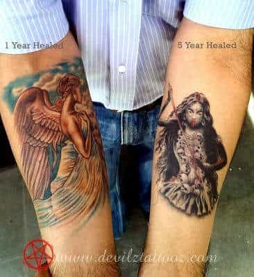 5772c755c Devilz Tattooz, Greater Kailash 1 - Tattoo Artists in Delhi - Justdial