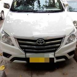 Guru Nanak Taxi Service Janakpuri Car Hire Toyota Innova In Delhi
