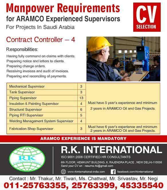 R K International Manpower Recruitment Agency, Rajendra