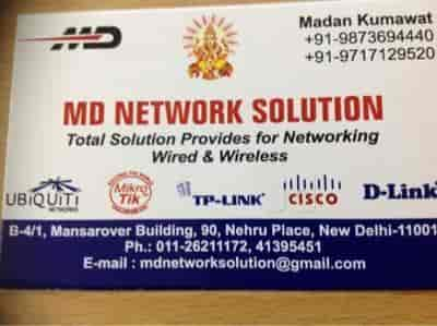 M D Wire And Wireless, Nehru Place - M D Wire & Wireless - Computer ...