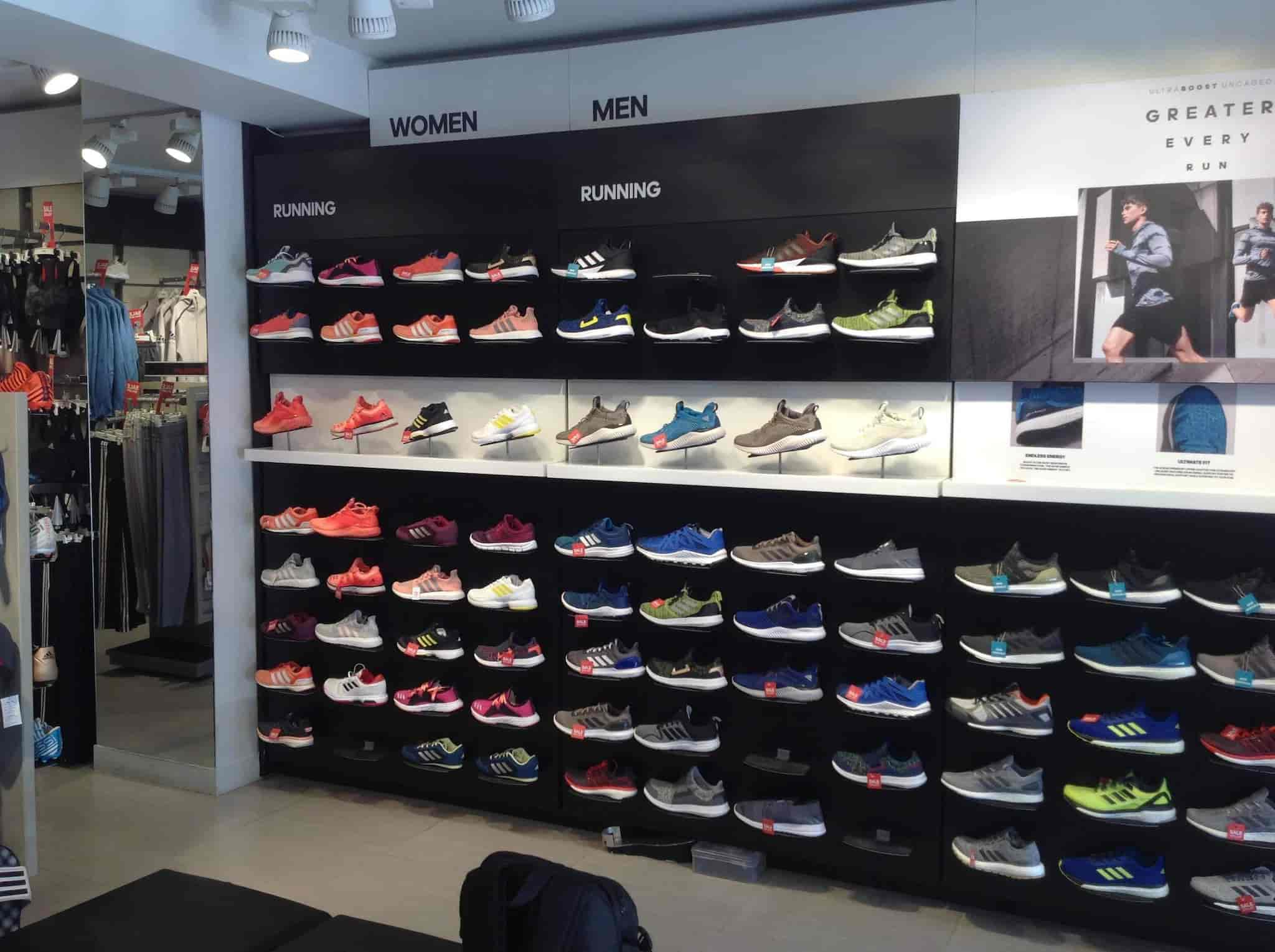 f23b9bd6c ... Inside View of Store - Adidas Performance Exclusive Store Photos