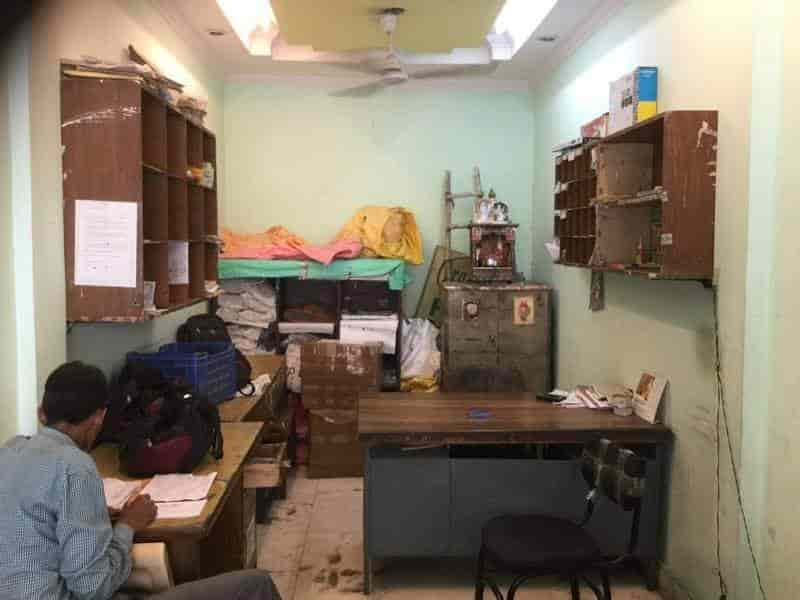Inside View Of Courier Office On Dot Couriers Cargo Ltd Head