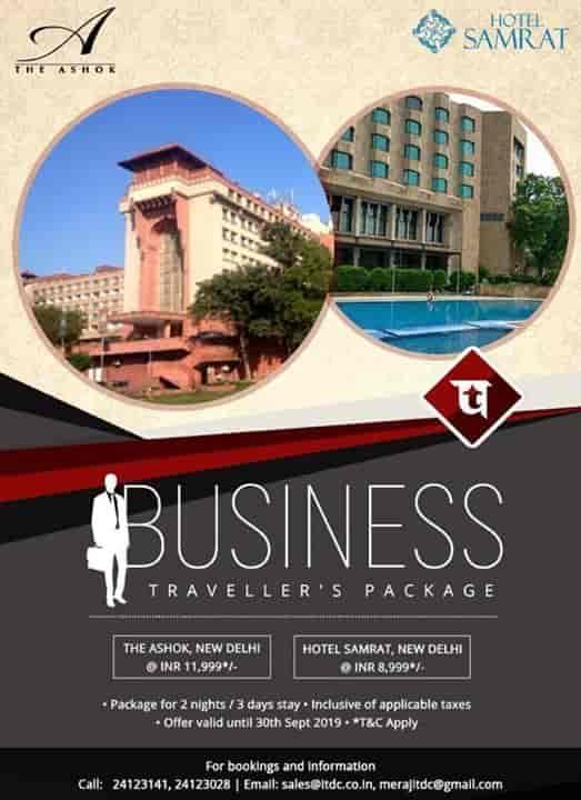 India Tourism Development Corporation Ltd (Registered Office), Lodhi Road -  Tourist Guide Services in Delhi - Justdial
